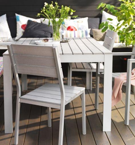 Resultat De Recherche D Images Pour Table Ikea Exterieur Meuble Jardin Ikea
