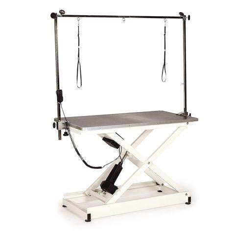 Electric Grooming Table With Remote Control Lifts Dog Tub Dog Bath Tub Bath Lift