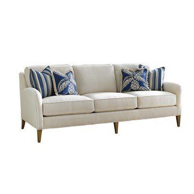 Tommy Bahama Home Twin Palms Sofa Hudson Furniture Furniture Sofa