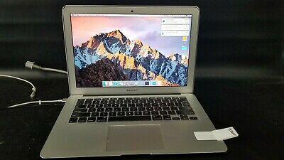 Apple Macbook Air Md846ll A Core I7 2 0 13 8gb No In 2020 Apple Macbook Air Apple Laptop Apple