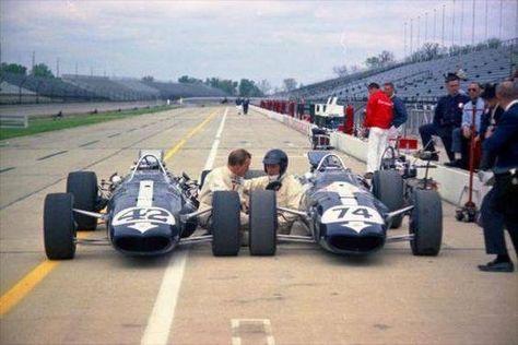 Andrea de Cesaris (Rial ARC1) \ Stefan Johansson (Ligier JS31