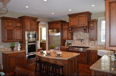 Kitchens - Dream Woods Custom Finish Carpentry & Cabinets ...