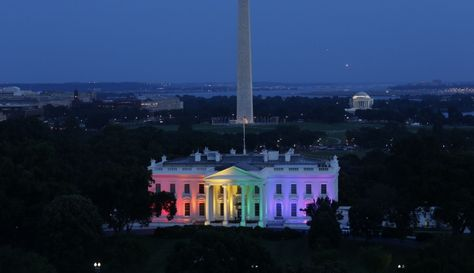 Rainbow Party | White house, Marriage equality, Obama