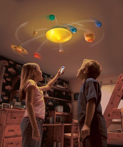 Solar System In My Room Remote Control Home Decor Night Light Solar System Outer Space Room Solar System Room