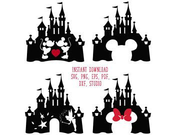 Svg Free Disney Castle Yahoo Image Search Results Mickey Mouse Silhouette Disney Christmas Party Disney Christmas