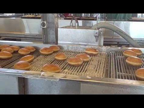 Virtual Field Trip to Krispy Kreme Bakery