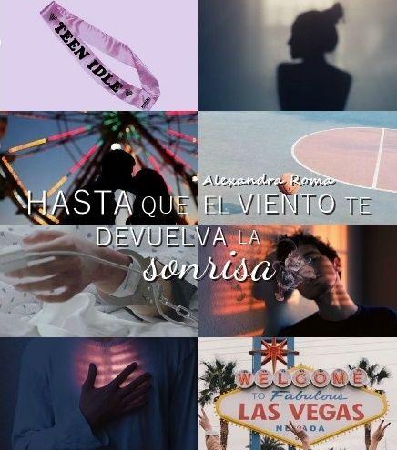 Hasta Que El Viento Te Devuelva La Sonrisa Alexandra Roma Books Movie Posters Aesthetic