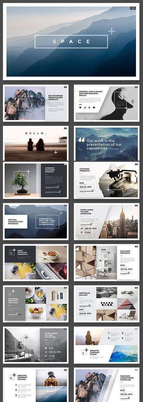 Krachtige powerpoint-ontwerpen