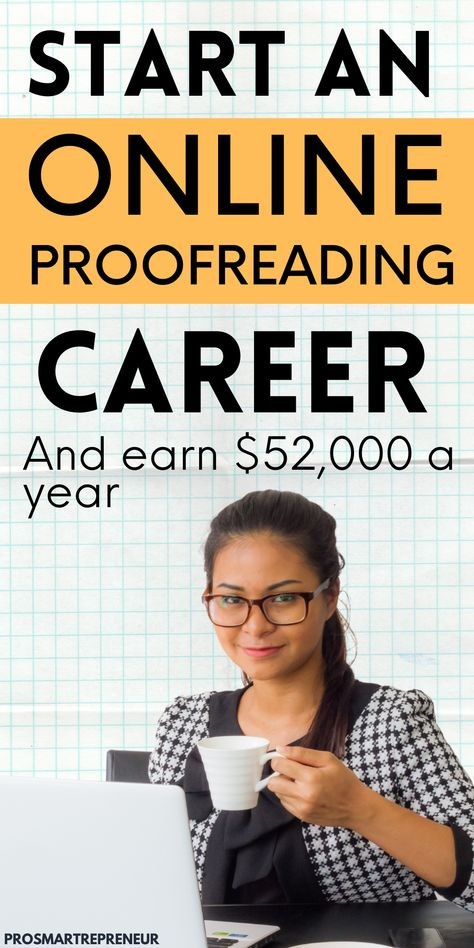 25 Best Online Proofreading Jobs For Beginners (Earn $50/hr)