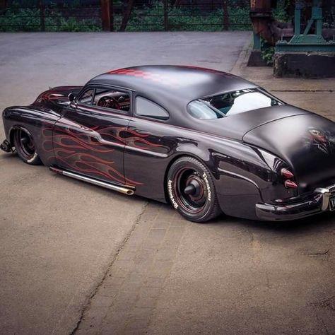Mean Mercury -  - #CarsandMotorcycles