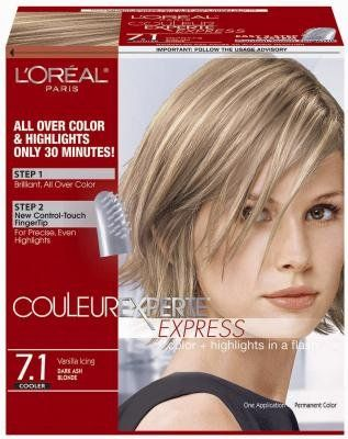 L Oreal Couleur Experte Express Hair Color And Highlights 7 1