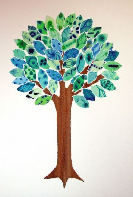 25 Super Ideas For Tree Of Life Watercolor Watercolour Tree