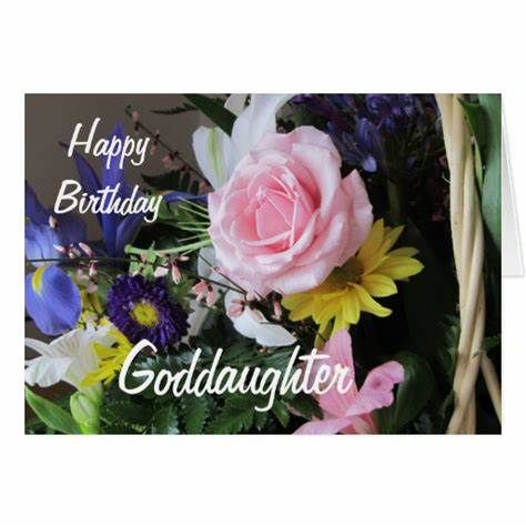 Happy Birthday Goddaughter Quotes Quotesgram Happy Birthday Niece Happy 21st Birthday Wishes 21st Birthday Wishes