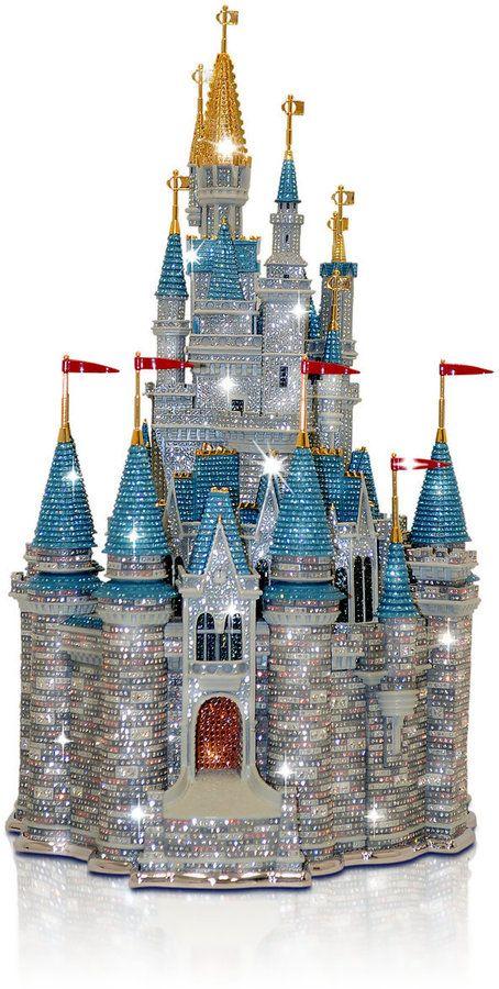 Disney Walt World Cinderella Castle Sculpture door Arribas Brothers – Limited Edition