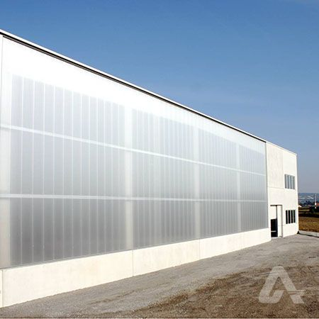 Lexan Thermoclick Translucent Wall Polycarbonate Panels Paneling