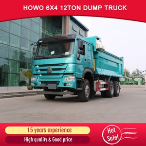 New Style Diesel 6x4 10 Wheel 12ton Capacity Cargo Sinotruk Howo Dump Truck Philippines Trucks Automobile Marketing Automotive Marketing