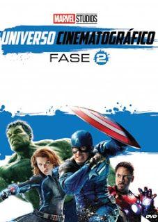 Universo Cinematografico De Marvel Fase 2 Dublado Blog Jornal