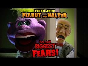 Jeff Dunham Halloween 2020 This HALLOWEEN, Peanut and Walter face their biggest fears! | JEFF