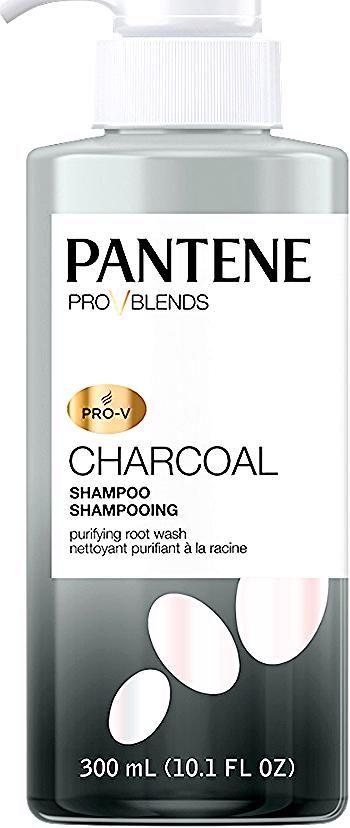 Pantene Pro V Champu De Carbon Charcoal Shampoo Paragon In