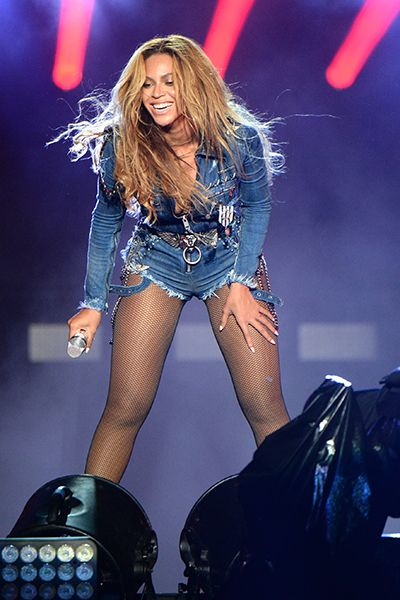 "Beyonce perform during opening night of the ""On The Run Tour: Beyonce"