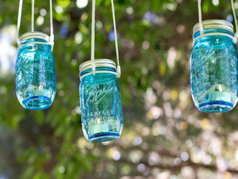 Mason Jar Lights — Darby Smart Mason Jar Lights - Country Living