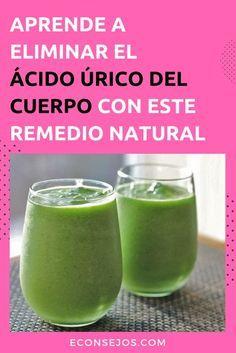 remedios para el ácido úrico o gota