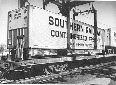 Southern Introduces Its Dual-Purpose Flatcar