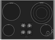 Maytag Mec7630w Crs 3 Discontinued 30 Cooktop 4 Radiant Elements 12 9 6 Triple Choice Electric Cooktop Cooktop Kitchen Appliances