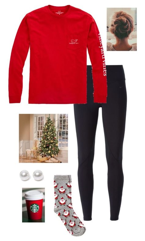 Vineyard vines, oasis and nouv-elle casual christmas outfits, lazy winter o Lazy Day Outfits, Preppy Outfits, Preppy Style, Outfits For Teens, Cute Outfits, My Style, Holiday Outfits, Fall Winter Outfits, Autumn Winter Fashion