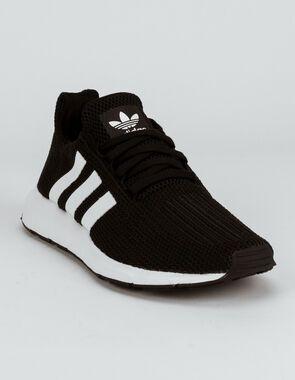 Adidas 3 Stripes Leggings - Black in