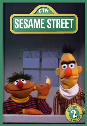 Sesame Street season 2 episode 144 poster | Sesame streets | Season