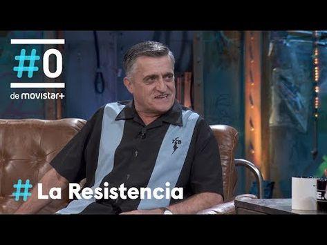 LA RESISTENCIA - Entrevista al Gran Wyoming   Parte 1   #LaResistencia 19.12.2019 - YouTube