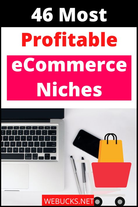 46 Most Profitable eCommerce Niches To Start In 2021