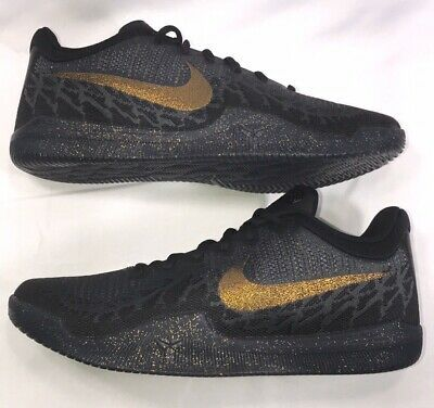 Nike Kobe Mamba Rage Black/Gold 908972