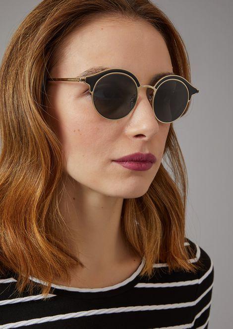 06c57c46dd GIORGIO #ARMANI #Sunglasses With Double Frame | Sunglasses in 2019 ...