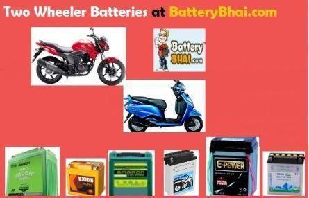 Two Wheeler Batteries At Batterybhai Com Bike Battery Price Best