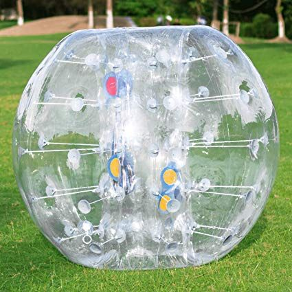 Popsport 4ft 5ft Inflatable Bumper Ball Bubble Soccer Ball 0 8mm Eco Friendly Pvc Zorb Ball Human Hamster Ball For Adults And Inflatable Bubble Soccer Bumpers