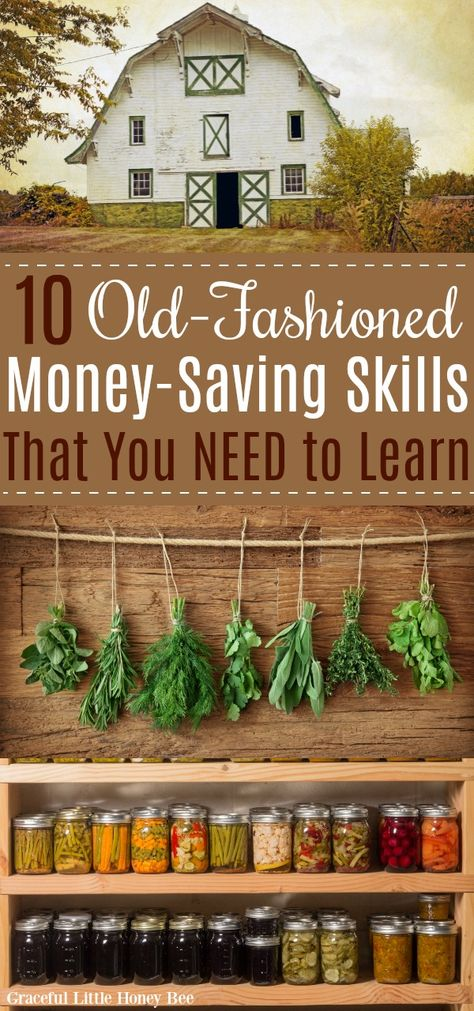 Frugal Living Tips, Frugal Tips, Homestead Farm, Budget Planer, Hobby Farms, Financial Tips, Money Saving Tips, Money Savers, Homemaking