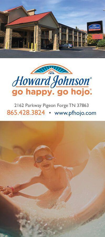 Howard Johnson Pigeon Forge Tn Free Breakfast Wifi Indoor Outdoor Pools In 2021 Howard Johnson S Smoky Mountains Smokey Mountains