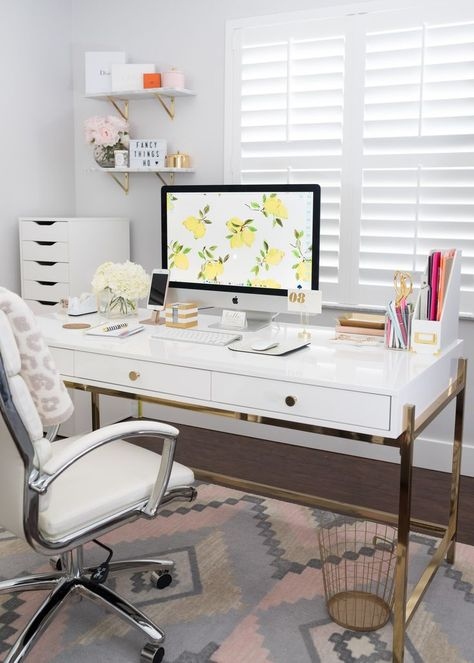 Cute Office Supplies and Decor - The