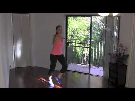 """Dance Party!! Dreading working out today? Skip the""""work"""" out - join Jessica for this super fun, silly dance party instead! Move and groove to some classic 80s & 90s hits and feel great!"""