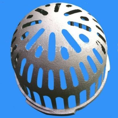 Aluminum Dome Strainer For Roof Drains In 2020 Roof Drain Bicycle Helmet Drains
