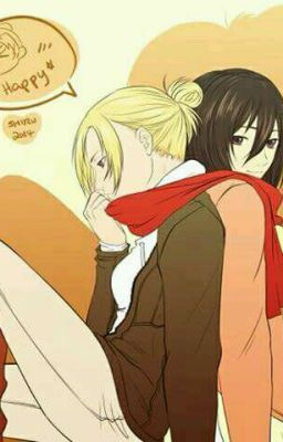 Mikannie Vol 1: Annie please wake up!   Shingeki no kyogin