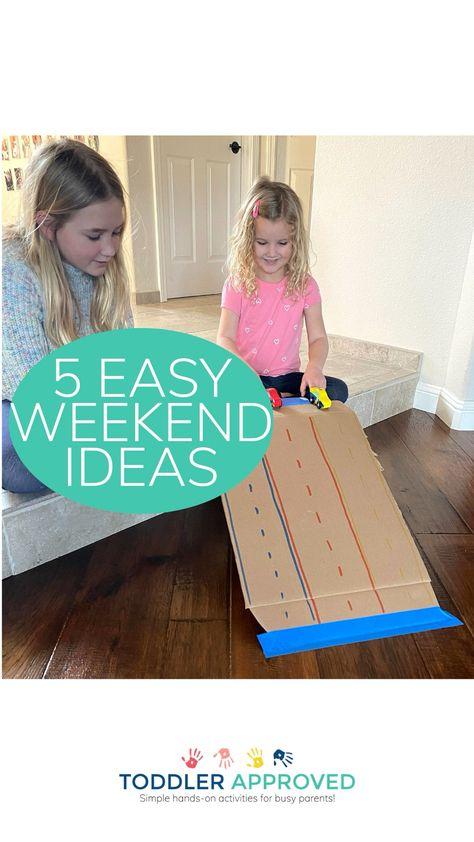 East Weekend Ideas
