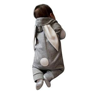 Kapuzenjacke Spielanzug Sunnywill Kaninchen Kleidung Jungen Mdchen Outfit Monat Bab Baby Boy Easter Outfit Infants Baby Boy Easter Boys Easter Outfit
