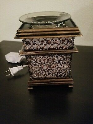 Details about Aromatherapy Fragrance Oil Burner Lamp. One