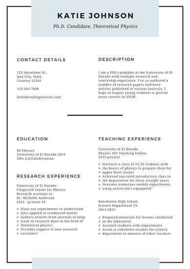 Customize 1 079 Resume Templates Online Canva Resume Templates Resume Template Resume Layout