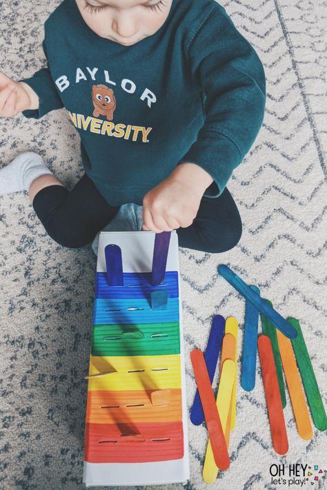 Nursery Activities, Preschool Learning Activities, Infant Activities, Two Years Old Activities, Activities For 2 Year Olds Daycare, Color Activities For Toddlers, 3 Year Old Preschool, Crafts For 2 Year Olds, Crafts 2 Year Old
