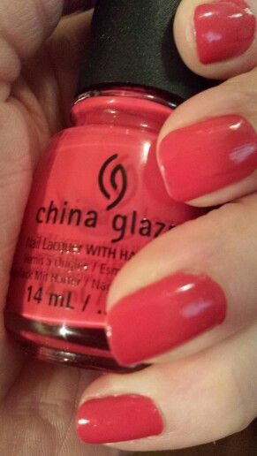 China Glaze Mediterranean Charm Nails China Glaze Glaze Nail