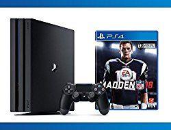 Playstation 4 Pro 1TB Console + Madden NFL 18 Bundle ( 2
